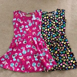 Bundle of two girls dresses - You get both!
